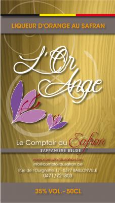 L'Or Ange 35%vol.