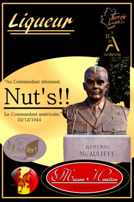 Liqueur Nuts  30%vol.