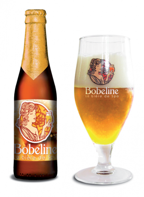 Bobeline La bière de Spa