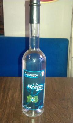 Liqueur à la Menthe Glaciale 35%vol.