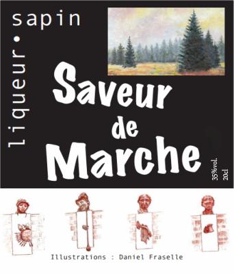 Saveur de Marche 35%vol.