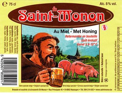 Saint Monon au miel