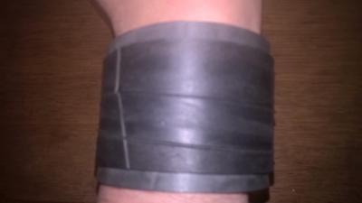 Bracelet mixte large